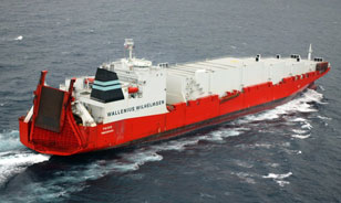 The ConRo vessel M/V Taiko